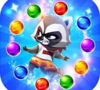 Bubble Shooter Raccoon spielen