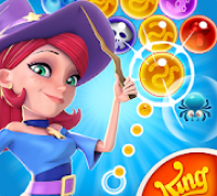 Bubble Witch spielen