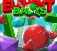 Element Balls spielen