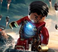 Lego Marvel Iron Man 3 spielen