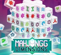 Mahjong Dimensions spielen