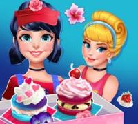 Princess #instayuuum Macarons & Flowers spielen