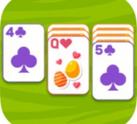 Solitaire Classic Easter spielen