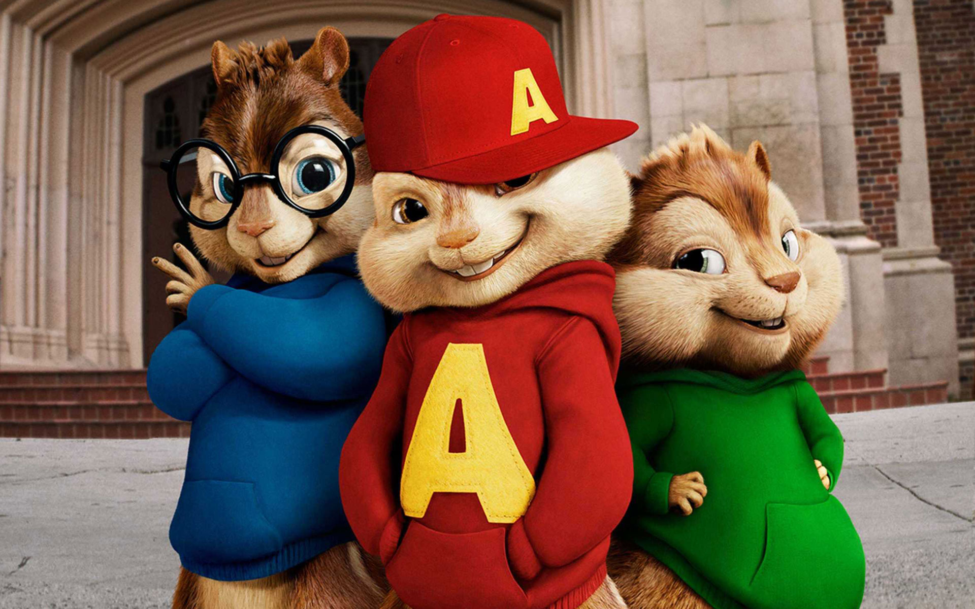 Alvin On Tiptoes