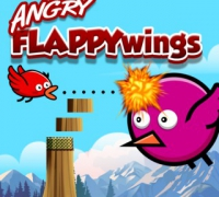 Angry Flappy Wings spielen
