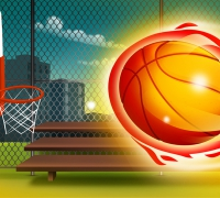 Basketball Machine Gun spielen