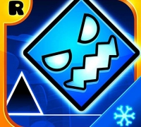 Fire And Water Geometry Dash spielen