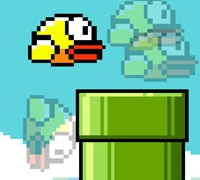 Flappy Bird Multiplayer spielen