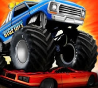 Monster Truck Stunt Madness spielen