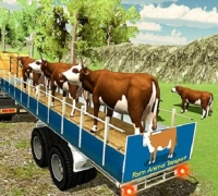 Offroad Animal Truck Transport spielen