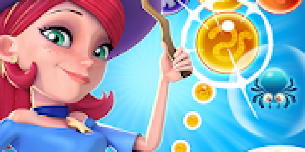 Bubble Witch Spiele